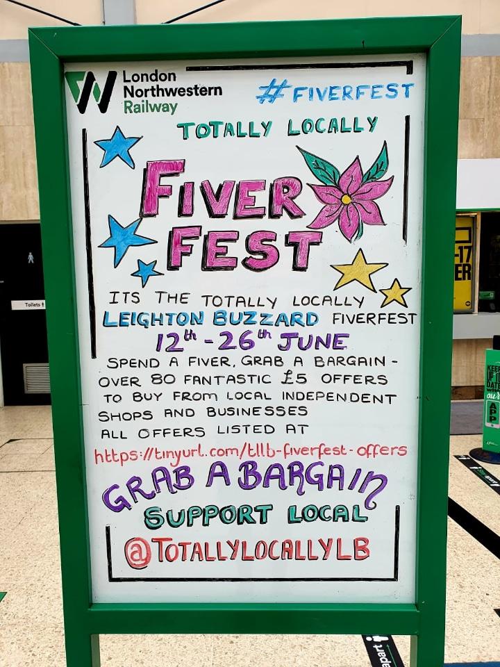 Five Fest Board